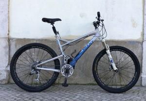 Full Suspension Bike Giant